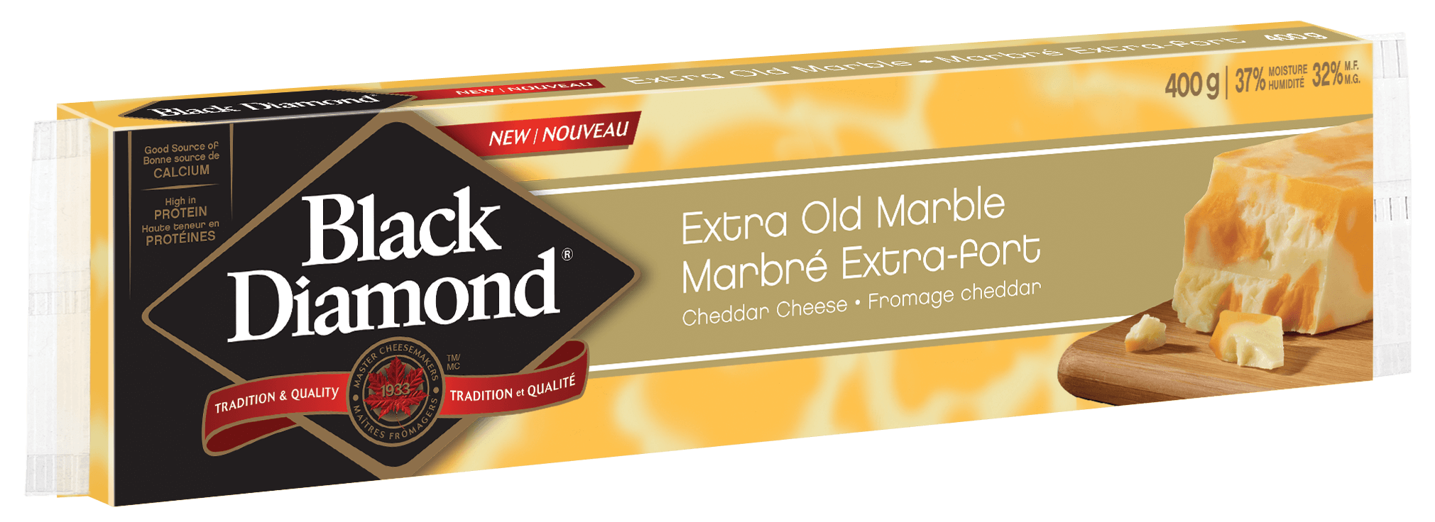 Extra Old Marble Cheddar 400g