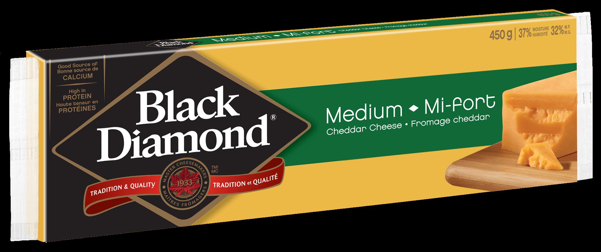 Medium Cheddar 450g