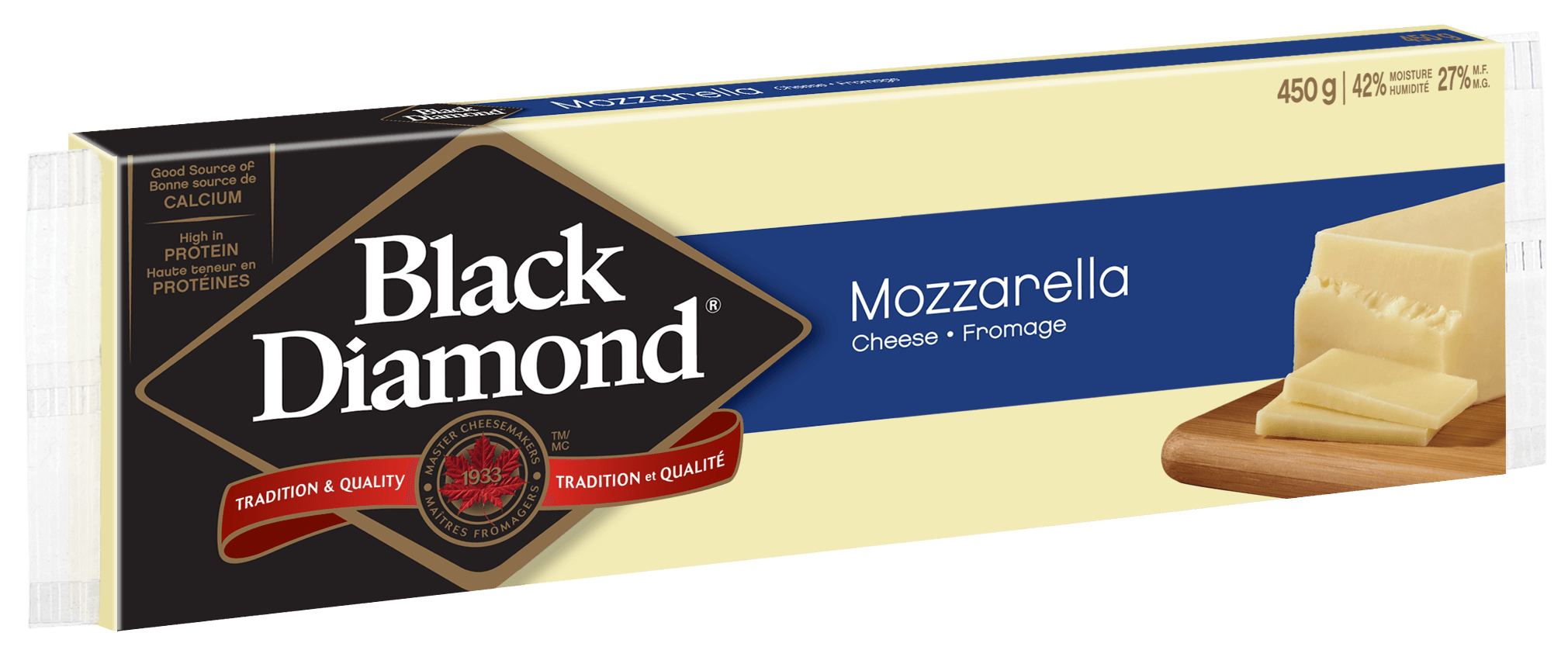Mozzarella 450g