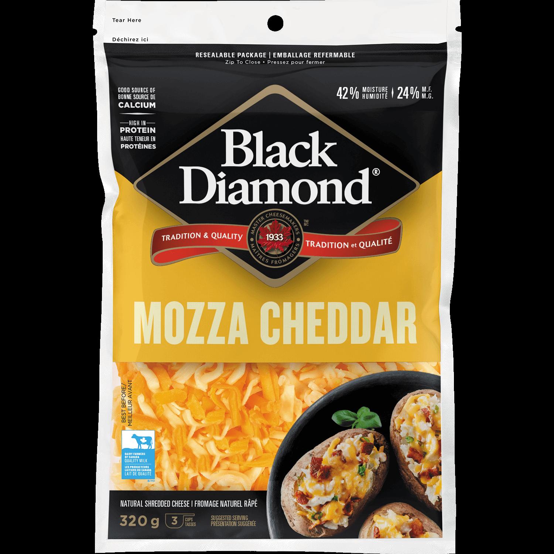 Fromage râpé Mozza Cheddar