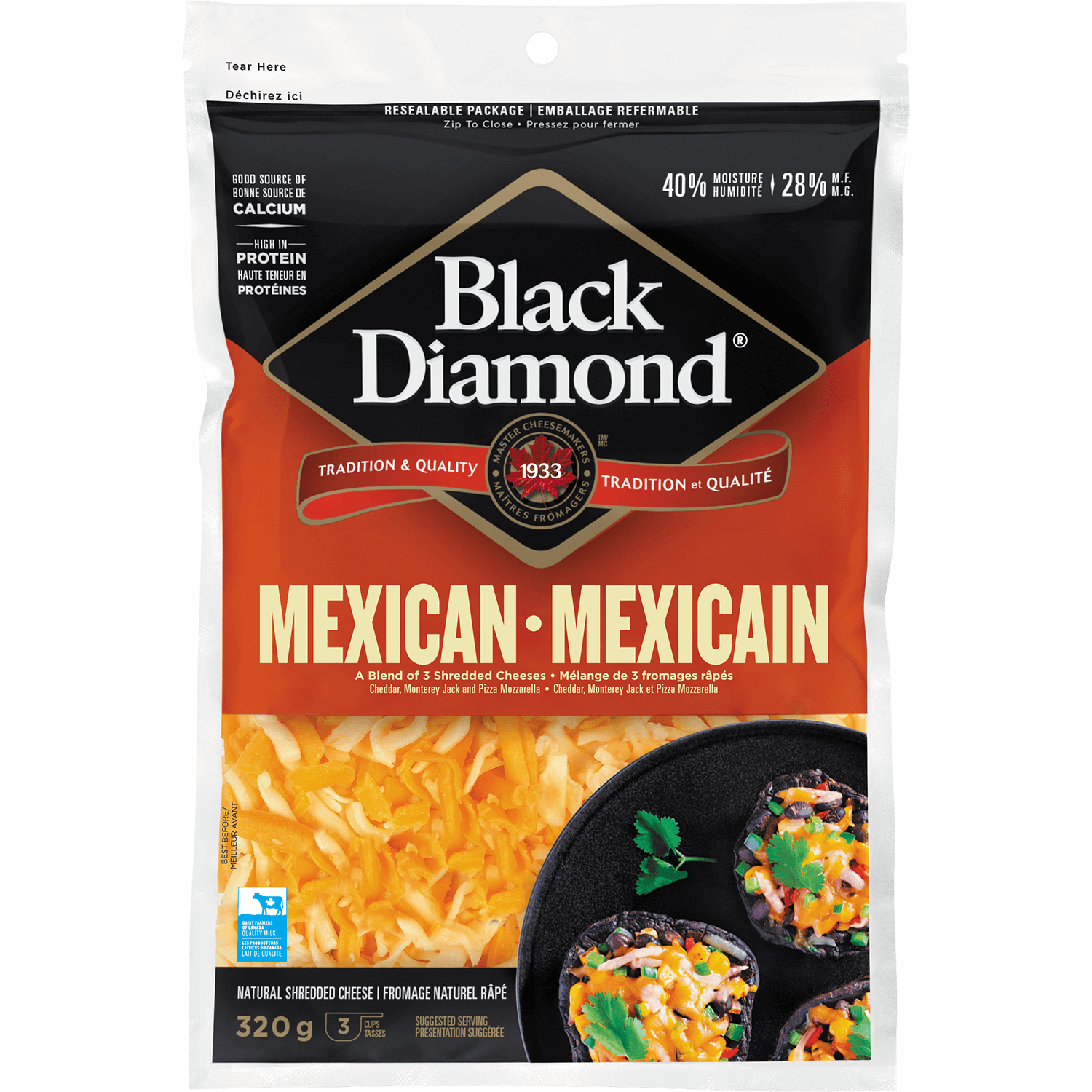 Mexican Shredded Cheese