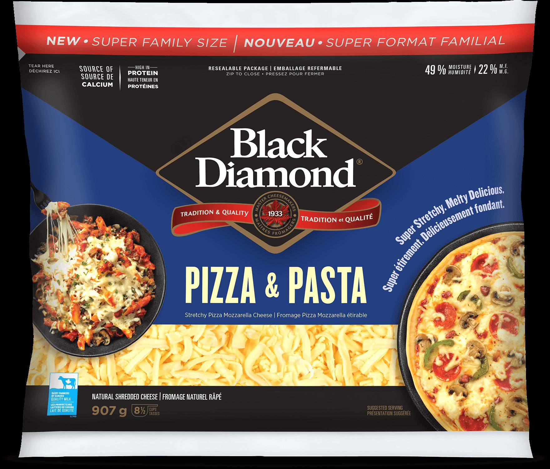 Mozzarella Pizza & Pasta 907g
